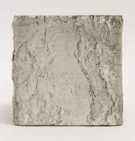 [Doniczki ceramiczne]Donica Wzór Kory Brzozy H:15