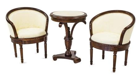 Stolik+2 krzesła