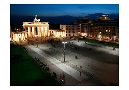 Fototapeta - Berlin - Brama Brandenburska