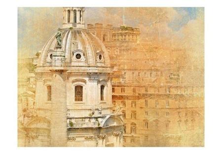Fototapeta - Rzym - vintage