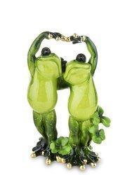 Figurka Żabki Przyjaciele Baletnice wys. 14 cm