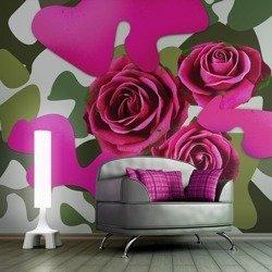 Fototapeta - Pink craziness