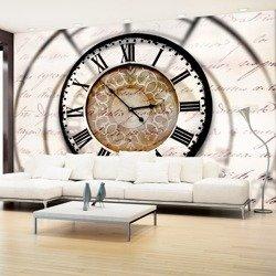 Fototapeta - Ruch zegara