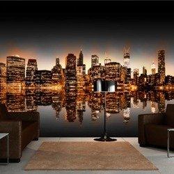 Fototapeta - Wealth of NYC