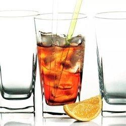 Kpl.6 szklanek do napojów Carre 305 ml Pasabahce