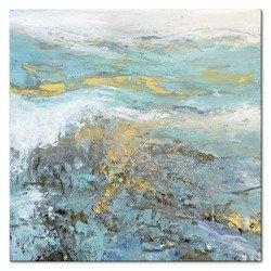 """Obraz """"Abstrakcje"""" - olejny, ręcznie malowany 60x60cm"""
