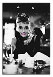 """Obraz """"Audrey Hepburn"""" reprodukcja 60x90 cm"""
