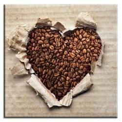 """Obraz """"Coffee"""" reprodukcja 40x40cm"""