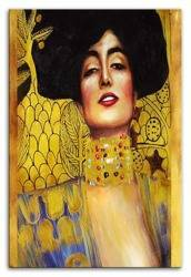 Obraz - Gustaw Klimt - olejny, ręcznie malowany 60x90cm