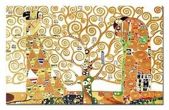 """Obraz """"Gustaw Klimt"""" ręcznie malowany 200x125cm"""