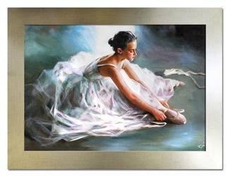 Obraz - Inne - olejny, ręcznie malowany 63x84cm