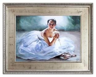 Obraz - Inne - olejny, ręcznie malowany 92x122cm