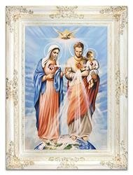"""Obraz """"Inne- religijne"""" ręcznie malowany 90x120cm"""
