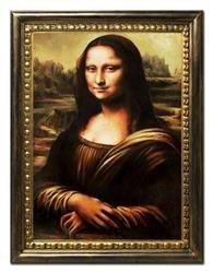 """Obraz """"Inni"""" ręcznie malowany 64x84cm"""