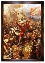 Obraz - Jan Matejko - olejny, ręcznie malowany 200x140cm