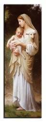 Obraz - Kopie mistrzów malarstwa 150x50 cm