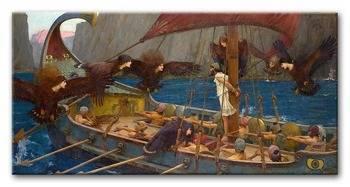 Obraz - Kopie mistrzów malarstwa 45x90cm