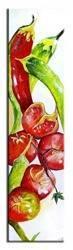 Obraz - Kuchenne - olejny, ręcznie malowany 25x70cm