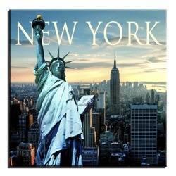 "Obraz ""New York"" reprodukcja 100x100cm"