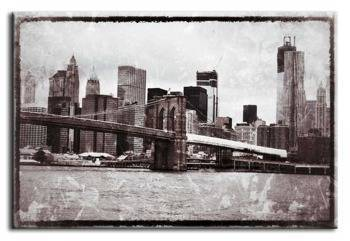 "Obraz ""New York"" reprodukcja 60x90 cm"