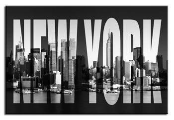 "Obraz ""New York"" reprodukcja 90x60 cm"