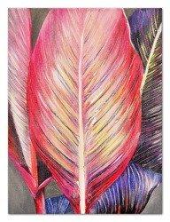 Obraz Urban Jungle olejny ręcznie malowany 90x120cm
