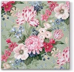 Pl Serwetki Calm Flowers
