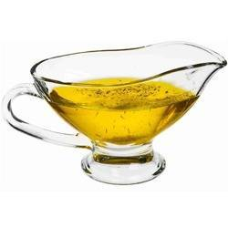 Sosjerka szklana 250 ml