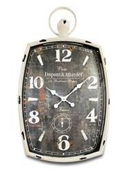 Zegar wiszący retro duży 49x85cm