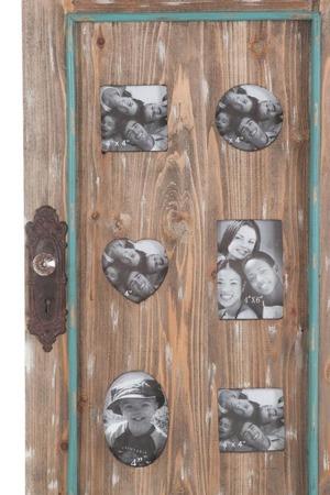 Drzwi – fotoramka MAZINE Aluro 47,5cm x 133,5cm x 7cm