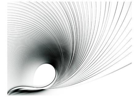 Fototapeta - Abstract fan