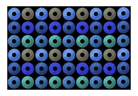 Fototapeta - Aqua wheels
