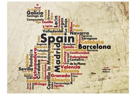 Fototapeta - Colors of Spain