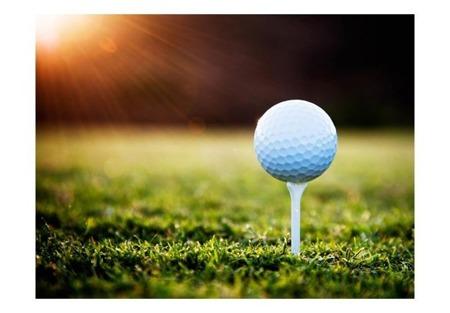 Fototapeta - Gra w golfa