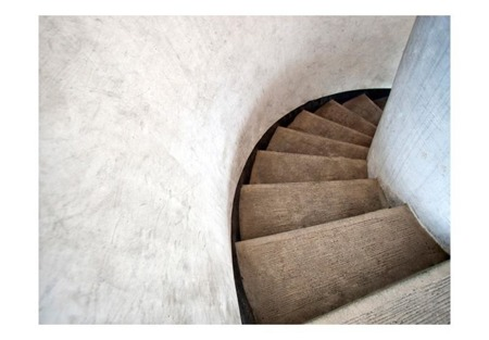 Fototapeta - Kręte schody