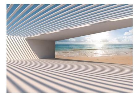 Fototapeta - Miejska plaża