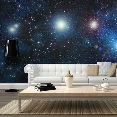 Fototapeta - Miliardy jasnych gwiazd