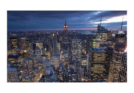 Fototapeta - Nowy Jork - noc