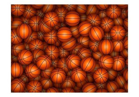 Fototapeta - Piłki do koszykówki