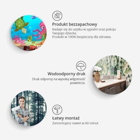 Fototapeta - Podróże małe i duże (Język francuski)