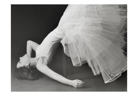Fototapeta - Rozmarzona baletnica