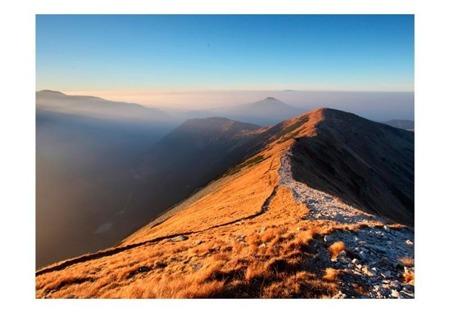Fototapeta - Szlak w Tatrach Zachodnich