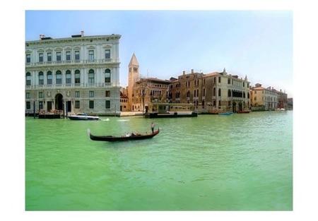 Fototapeta - Ustronna dzielnica Wenecji