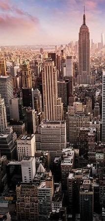 Fototapeta na drzwi - Tapeta na drzwi - Nowy Jork