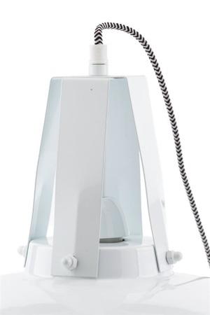 Lampa wisząca FLUX white Aluro 34cm x 30cm x 34cm