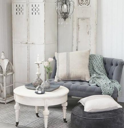 Sofa tapicerowana Chic Antique 2