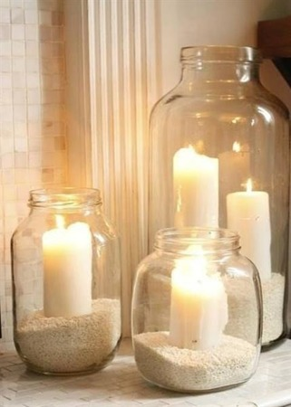 Świeca Classic Candles 8x10 cm